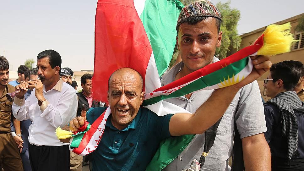 Как курды проголосовали за независимость