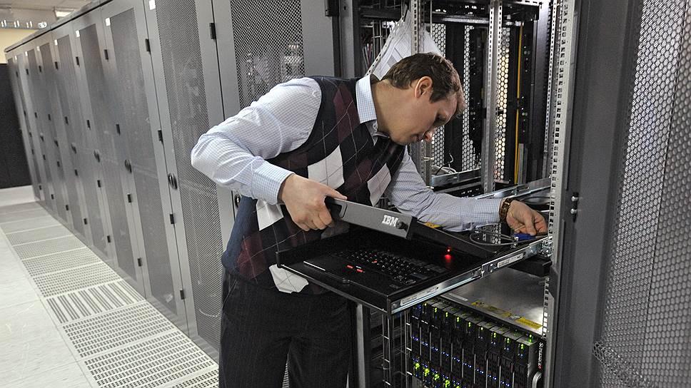 Почему выросли закупки серверов в России