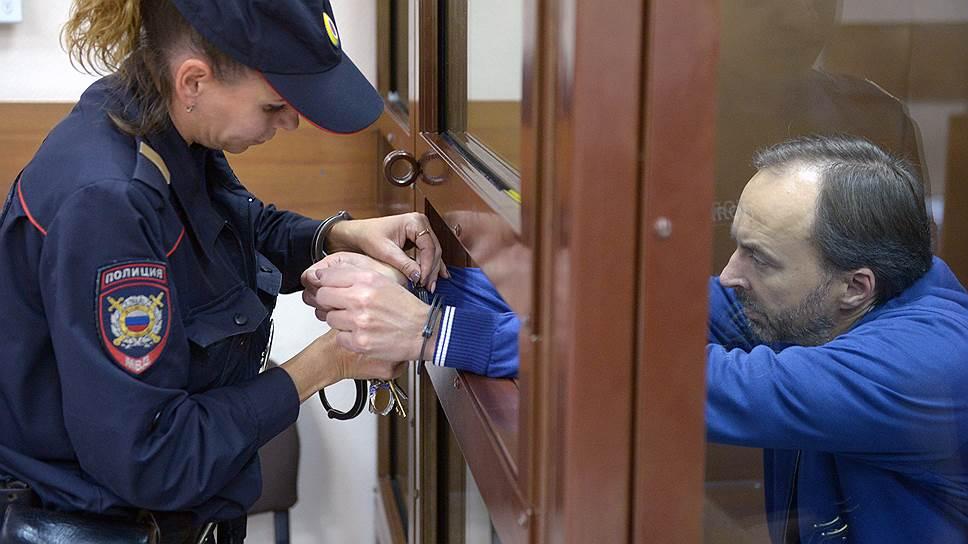 После задержания Дмитрий Пономарев решил сотрудничать со следствием