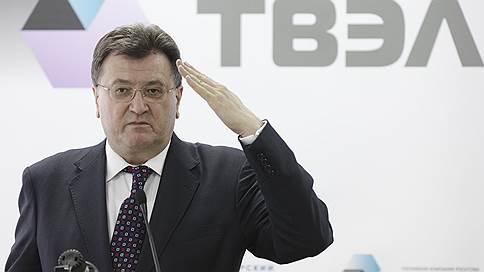 «Росатом» выбрал стратега // Глава ТВЭЛ Юрий Оленин стал заместителем гендиректора госкорпорации