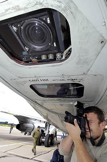 Россия предпочитает реже видеть объективы американских самолетов-разведчиков OC-135B в небе над Калининградом