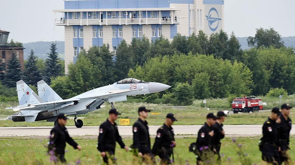 Почему Владимир Путин согласился не переносить МАКС из Жуковского в парк «Патриот»