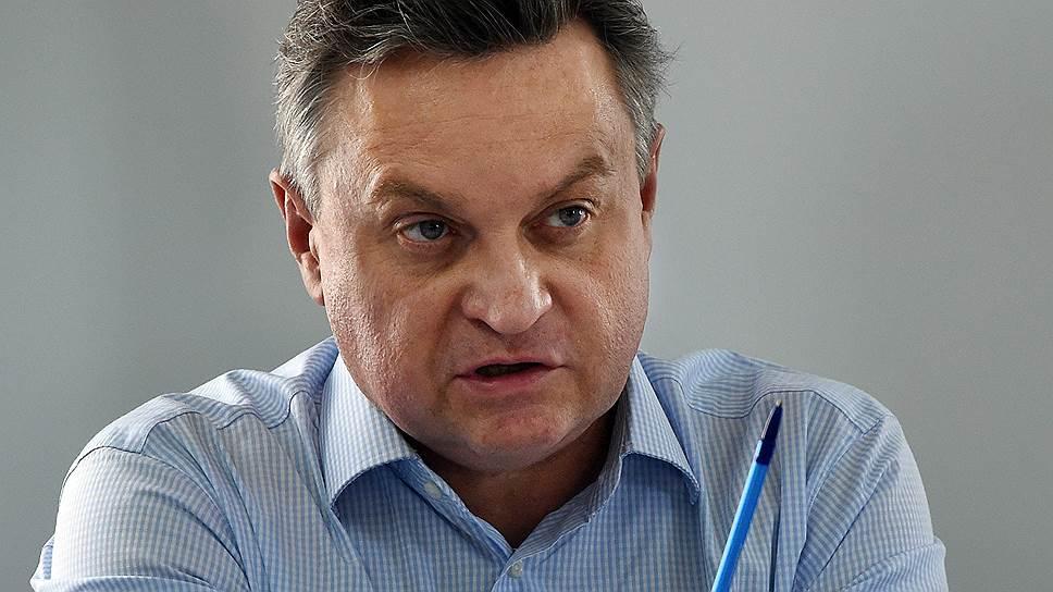 Заместитель главы Минэнерго РФ Андрей Черезов о причинах блэкаутов в 2017 году