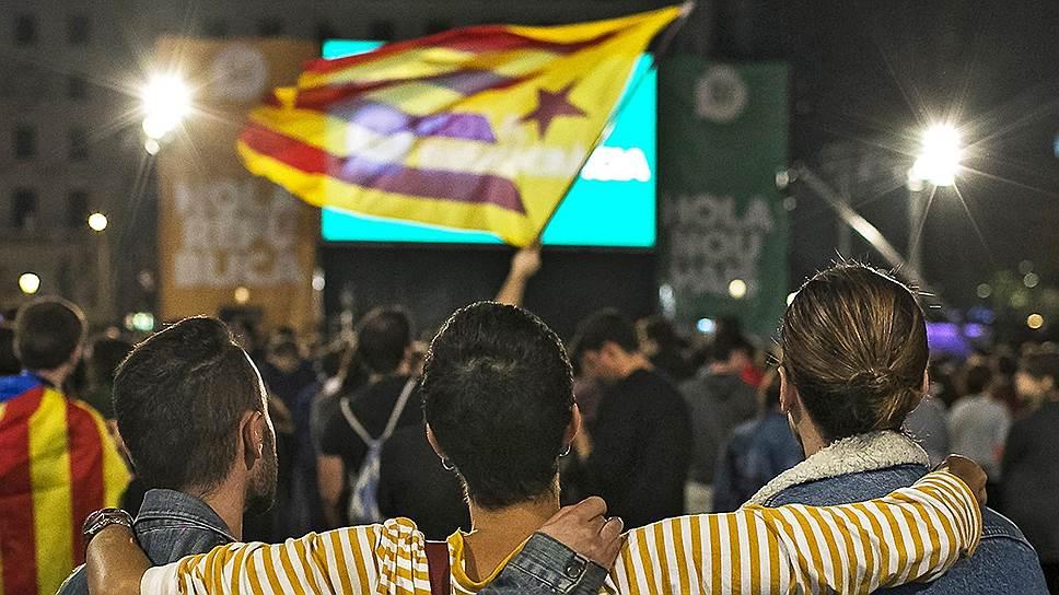 Итоги референдума стали проблемой не только для Мадрида и Барселоны, но и для ЕС