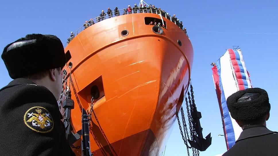 Флот завтрашнего дна / Состояние научно-исследовательских судов требует срочных финансовых вливаний