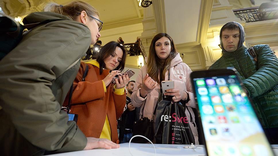 Благодаря чему вырос рынок смартфонов в России