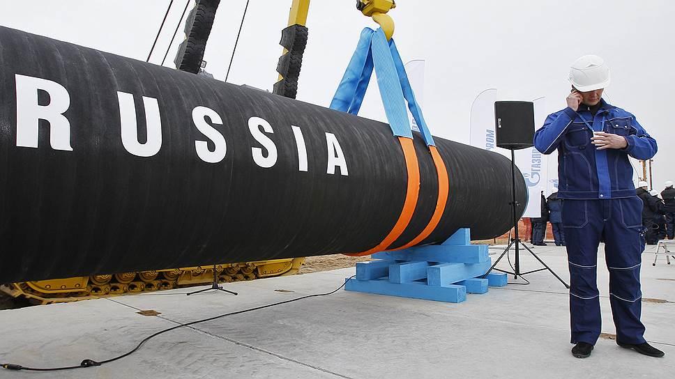Почему Евросоюз не может сам вести переговоры с Россией по статусу проекта газопровода Nord Stream 2