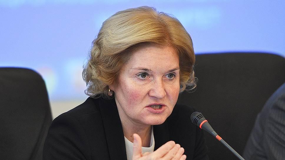 Вице-премьер Ольга Голодец в ответ порекомендовала придерживаться буквы и духа уже принятых документов