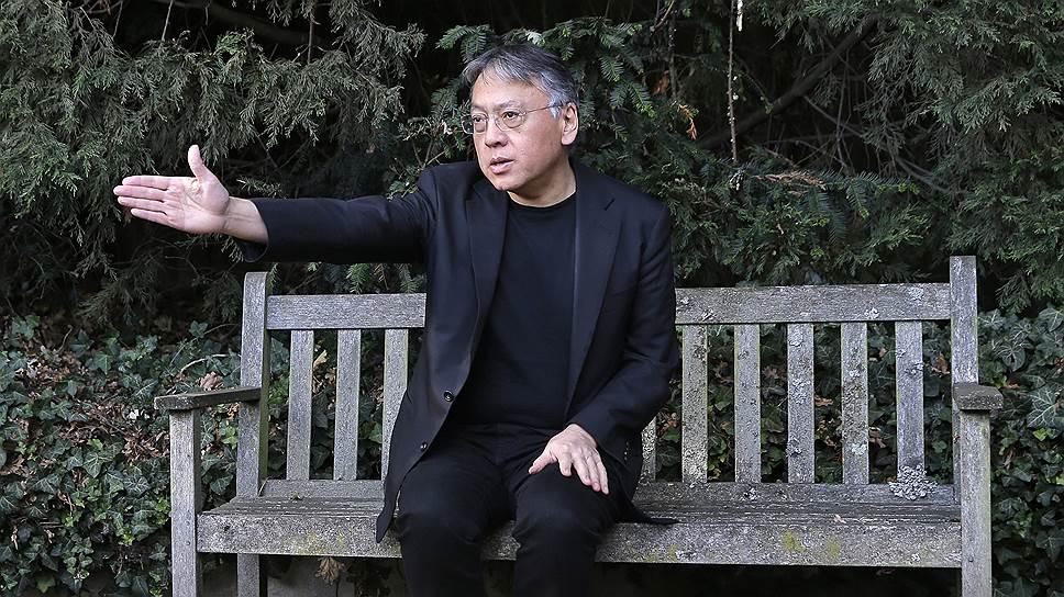 Умение раз за разом показывать, как земля уходит из-под ног, привело Кадзуо Исигуро в нобелевские лауреаты