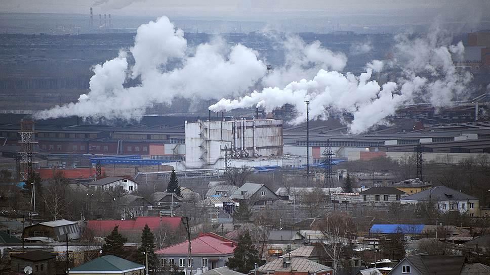 Челябинская область, выдвинувшая инициативу по введению квот на выбросы, входит в число наиболее экологически неблагополучных регионов России