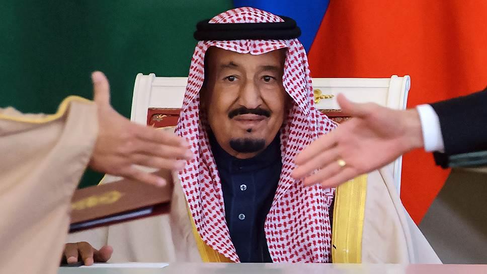 Какие контракты заключила Россия с Саудовской Аравией