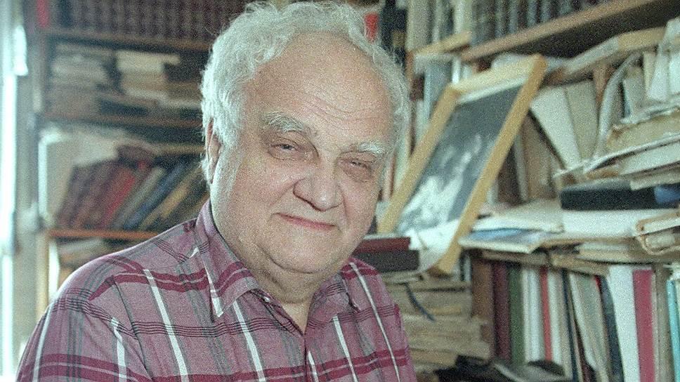 Лингвист, антрополог и семиотик Вячеслав Иванов