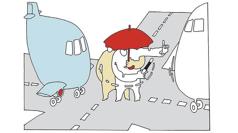 Как меняется управление полетами над Москвой