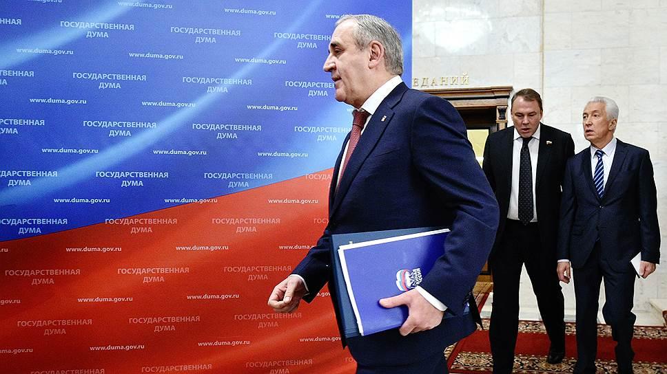 Cергей Неверов перешел от партийных дел к законотворческим заботам