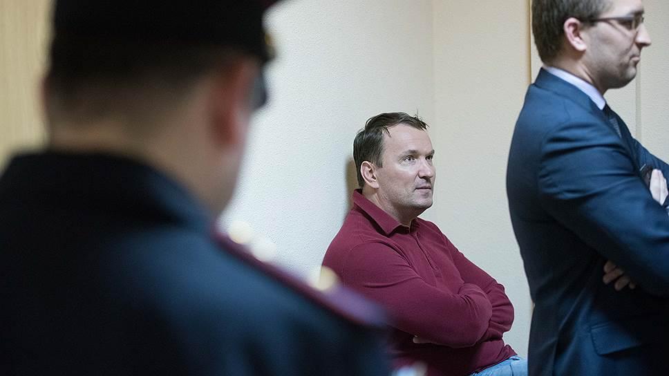 Почему Дмитрия Костыгина суд поместил под домашний арест