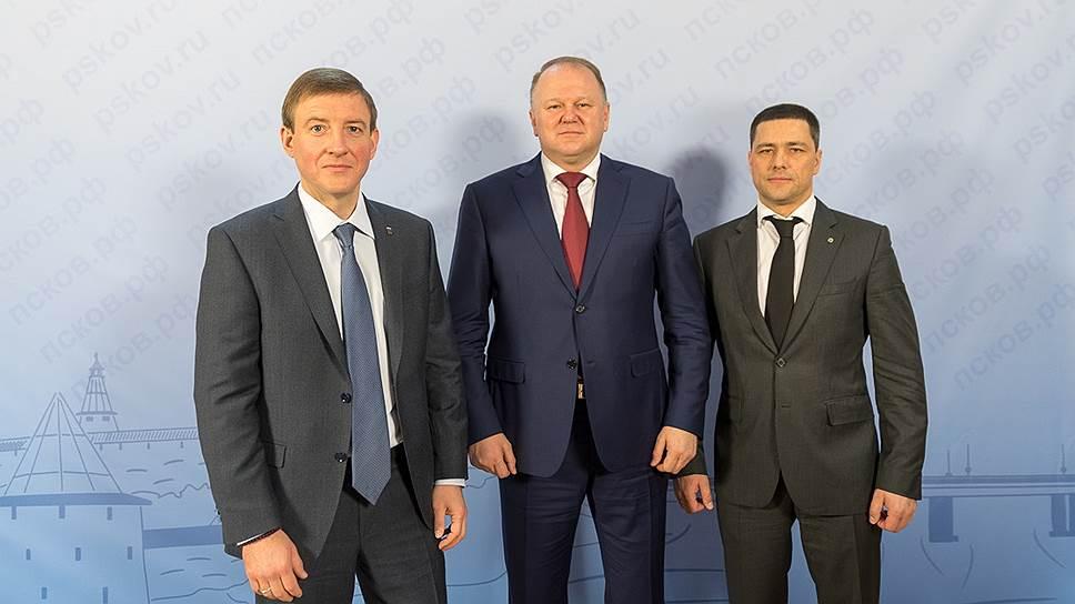Как в Псковской области и генсовете «Единой России» встретили назначенцев