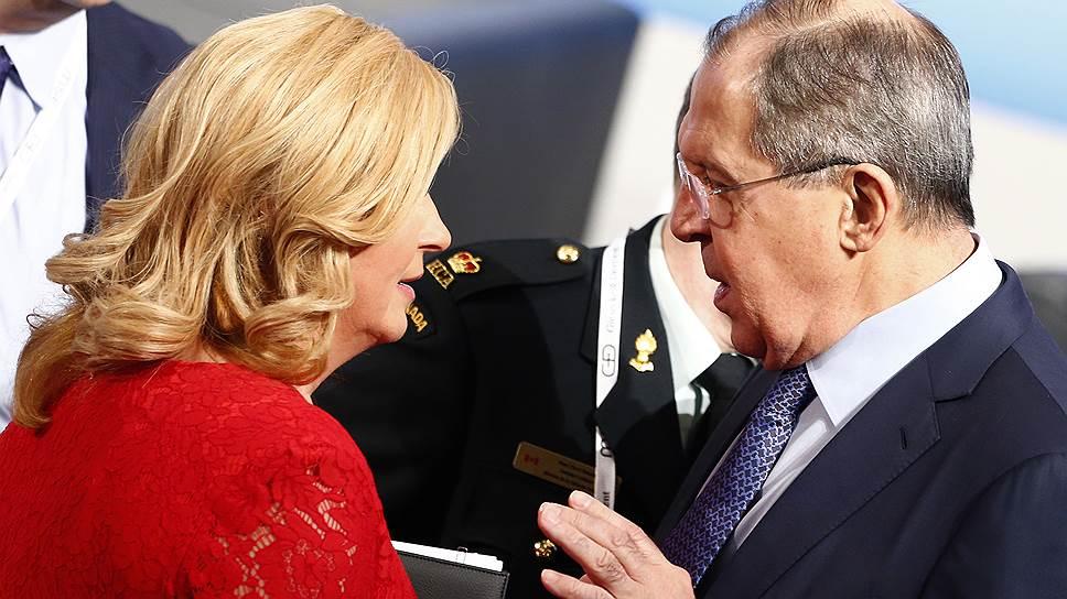 Как Хорватия поворачивается лицом к России, но с оглядкой на США и Евросоюз