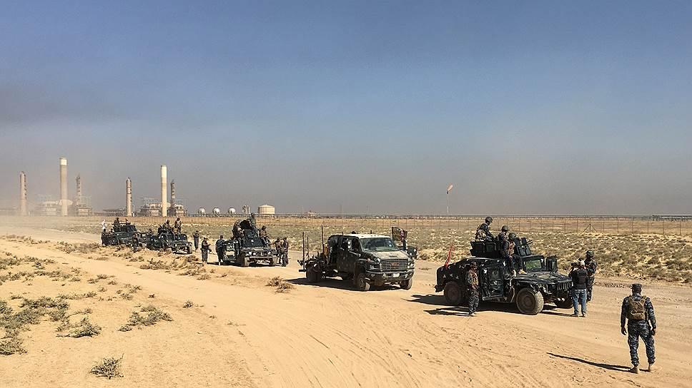 Как Тегеран помогал Багдаду восстановить контроль над страной