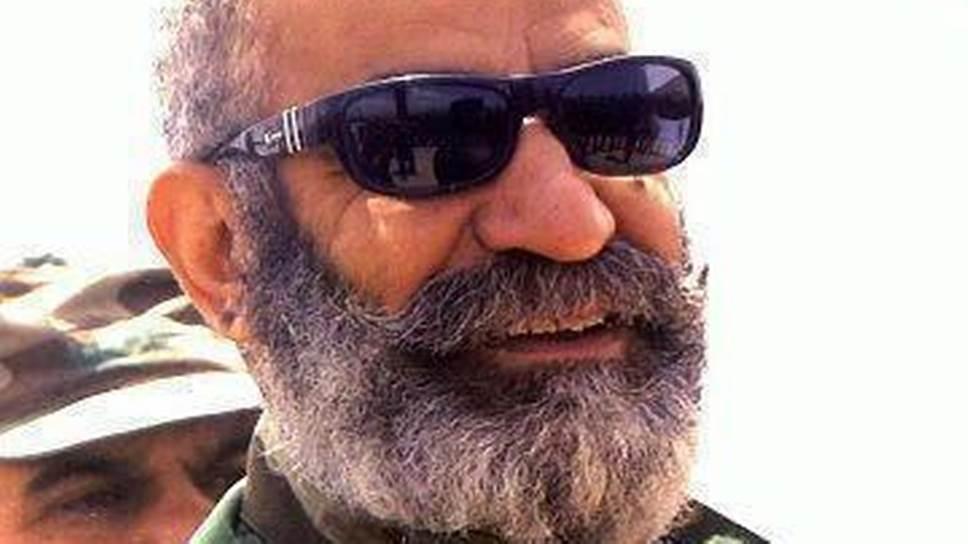 Сирийский генерал Иссам Захреддин