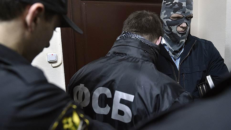 Как был арестован Андрей Нечаев