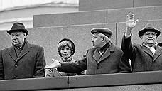 Ельцин в октябре