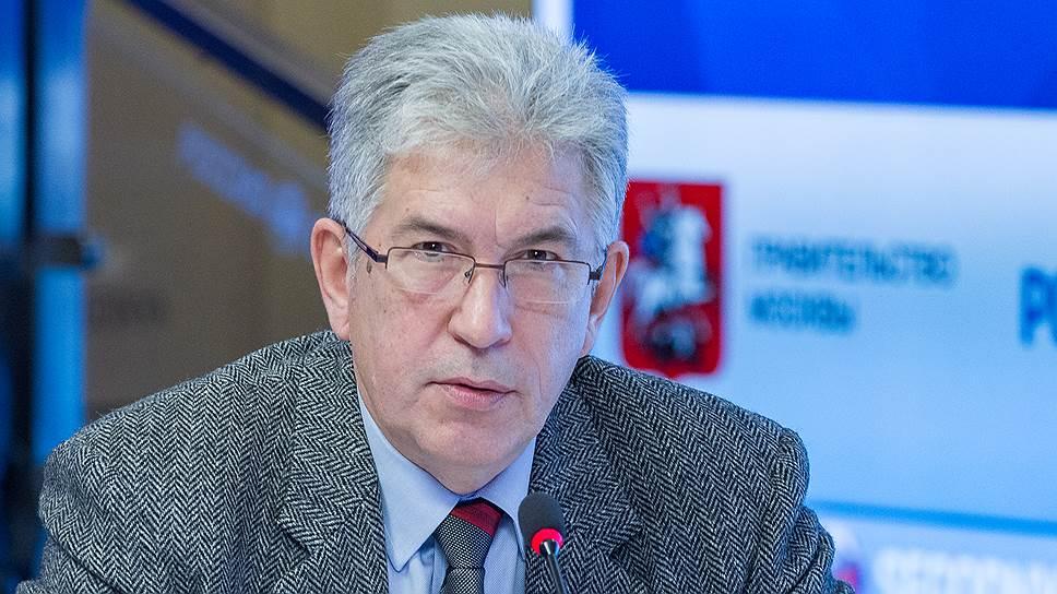Михаил Григорьев о необходимости создать адекватную задачам освоения Арктики транспортную систему