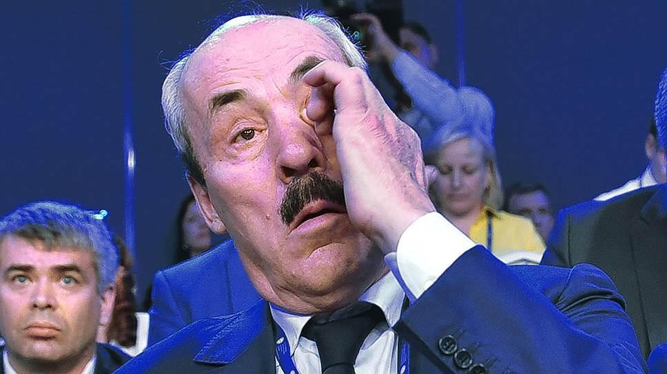 Как Рамазан Абдулатипов стал спецпредставителем президента по сотрудничеству со странами Каспия