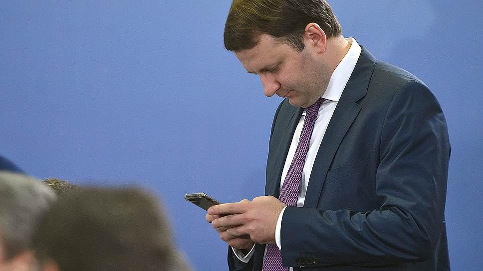 Цифры, характеризующие импорт в Россию, по мнению министра экономики Максима Орешкина, скорее недостаточны для стабильного экономического роста