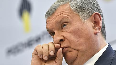 «Роснефть» поворачивает ВСТО на себя // Компания просит снизить тариф на прокачку своей нефти