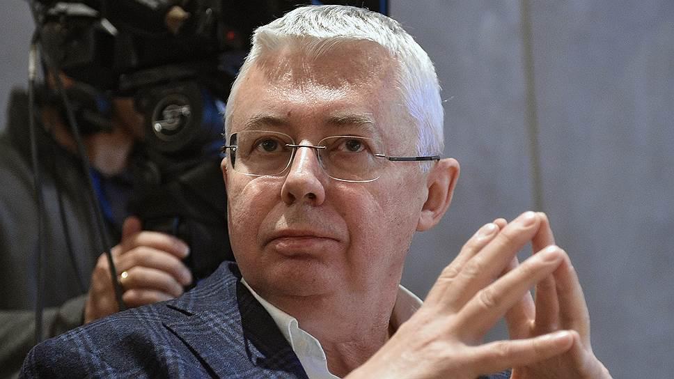 Глава предвыборного штаба Ксении Собчак Игорь Малашенко