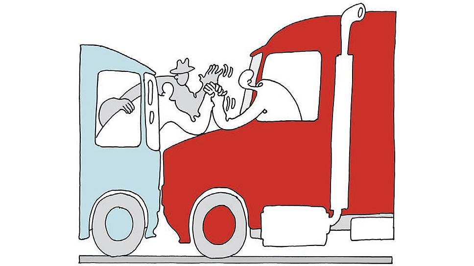 Минпромторг намерен увеличить утильсбор для импортных тягачей на 40%