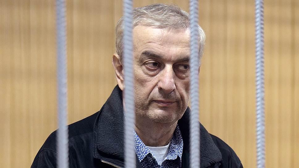Даур Барганджия выразил в суде готовность вернуть весь долг Владимиру Этушу, однако от ареста его это не уберегло