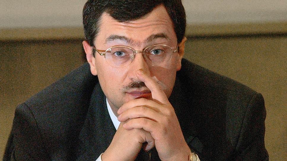 Бизнесмен Анатолий Мотылев