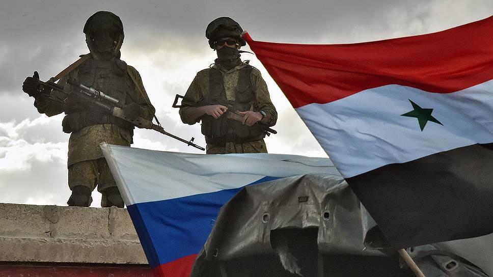 Россия может сократить количество своей военной техники в Сирии, но до конца оттуда не уйдет