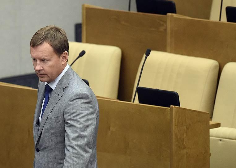 Арестованное по делу имущество Дениса Вороненкова (на фото) не покрыло и половину нанесенного им ущерба