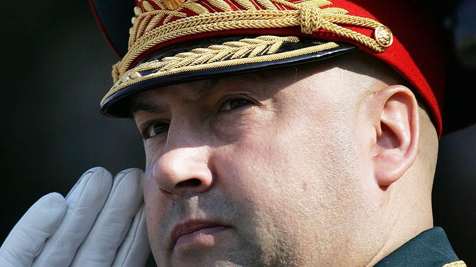 Сергей Суровикин возглавит воздушно-космические силы после успешной службы в Сирии