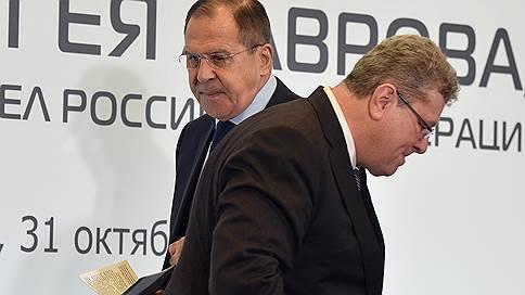 Сергей Лавров вскрыл антироссийскую карту Европы // Глава МИД РФ встретился с работающими в России европейскими бизнесменами
