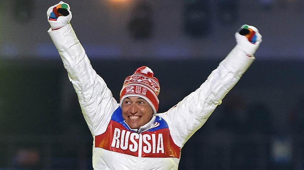 Золото Александра Легкова стало первым, которого российские спортсмены лишились по итогам расследования допинговых нарушений на сочинской Олимпиаде