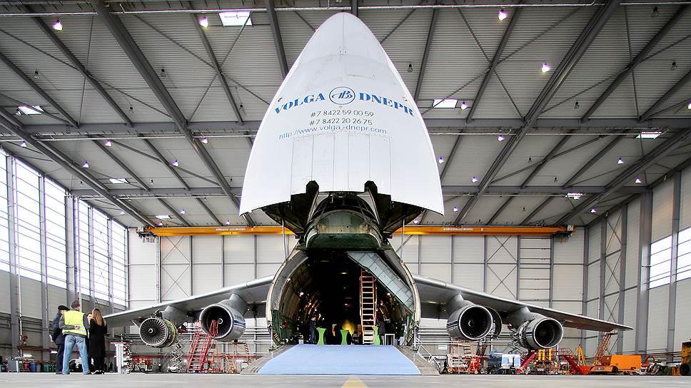 На каких условиях Россия и Украина были готовы возобновить сотрудничество по самолетам Ан-124–100