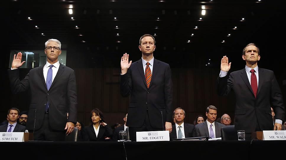 Что Facebook, Twitter и Google рассказали Конгрессу о «российском следе» в американских выборах