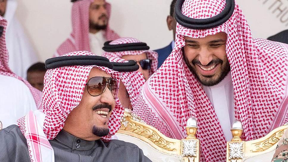 Король Саудовской Аравии Сальман бен Абдель-Азиз Аль Сауд и наследный принц Мухаммед бен Сальман объявили о масштабной антикоррупционной кампании