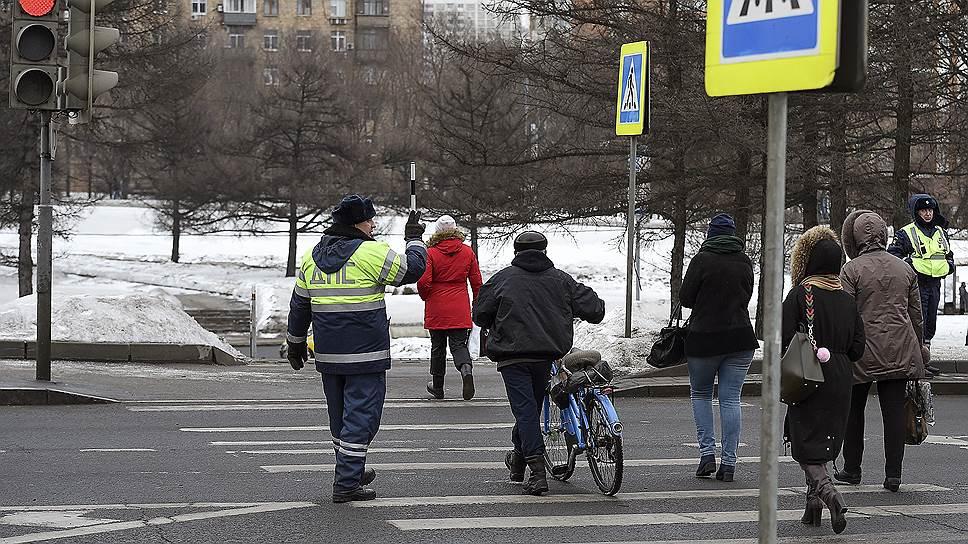 Как пешеходам удвоили преимущество перед водителями
