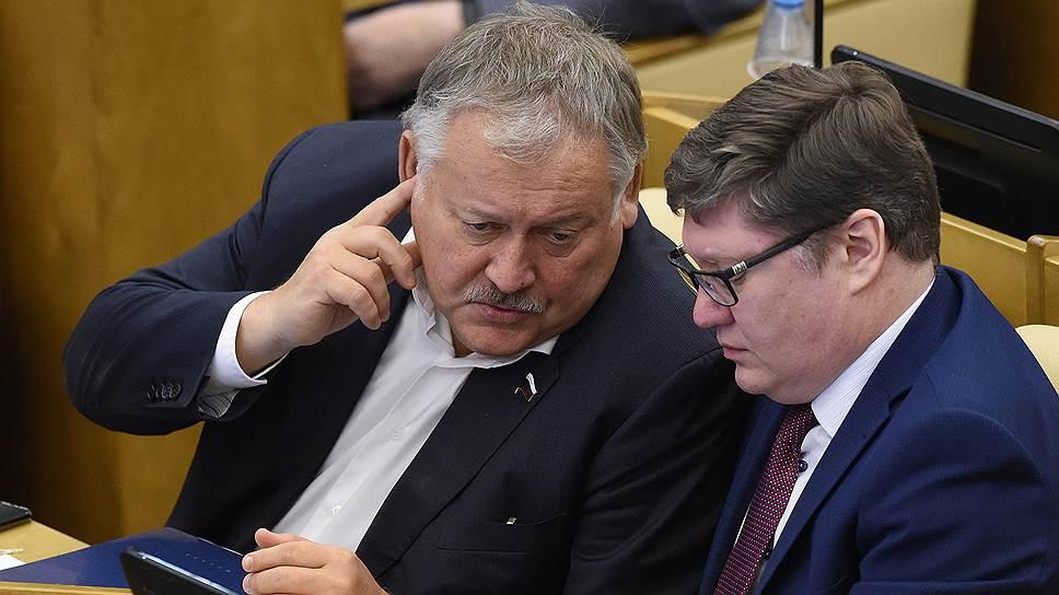 Какие налоговые новации вызвали споры в Госдуме