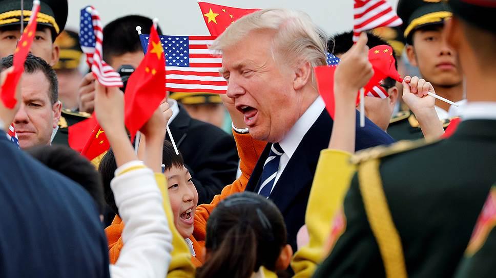 Как Дональд Трамп преодолел китайское предубеждение