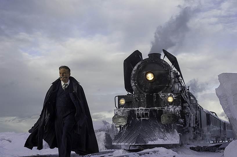 Фильм «Убийство в Восточном экспрессе» во главе с Кеннетом Браной с блеском мчится по отполированным рельсам