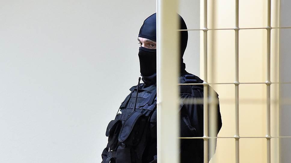 Как был арестован экс-руководитель структуры ФСО Олег Филиппов