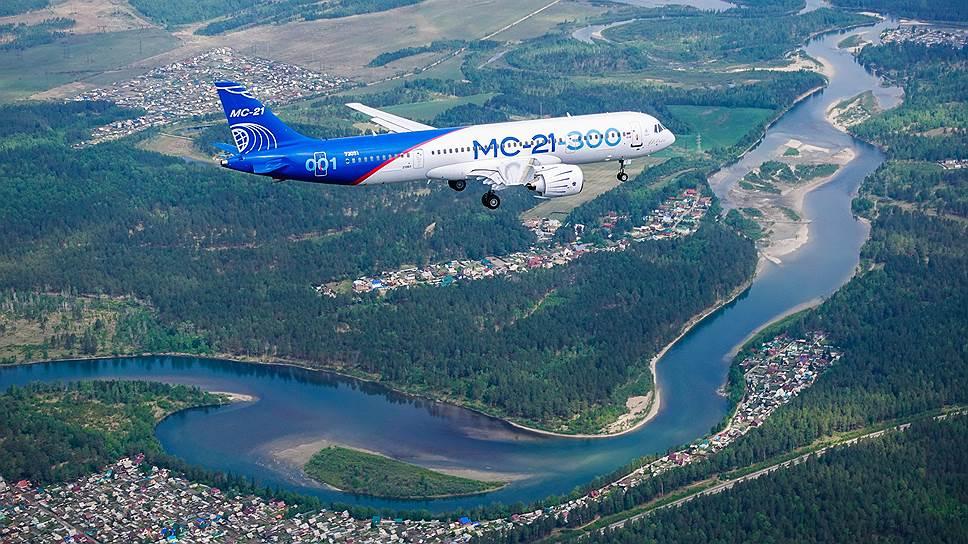 Почему МС-21 беззащитен перед Boeing 737