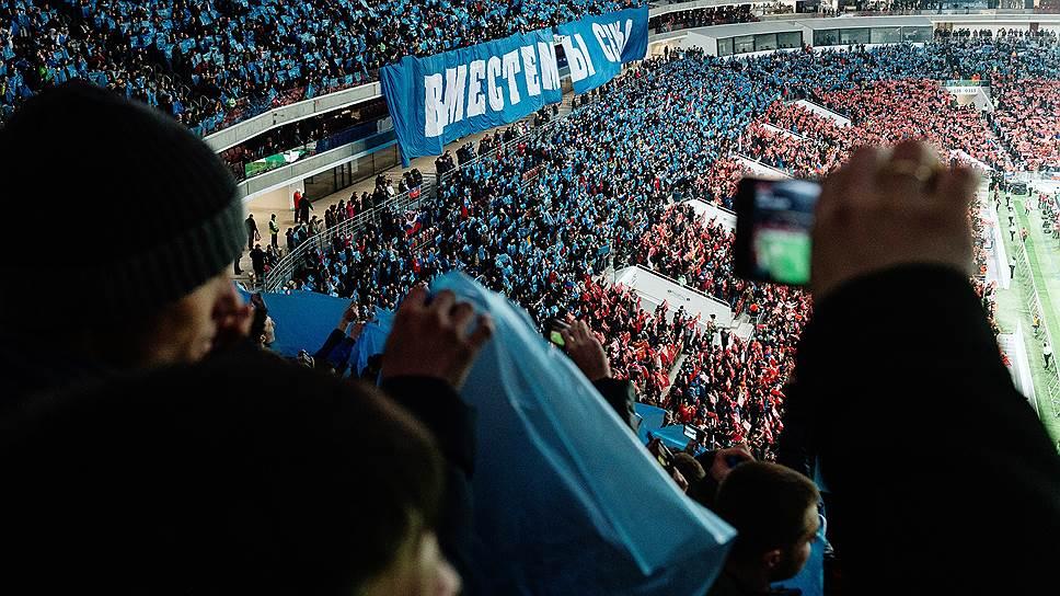 Как реконструированный стадион «Лужники» оказался не готов к зрителям