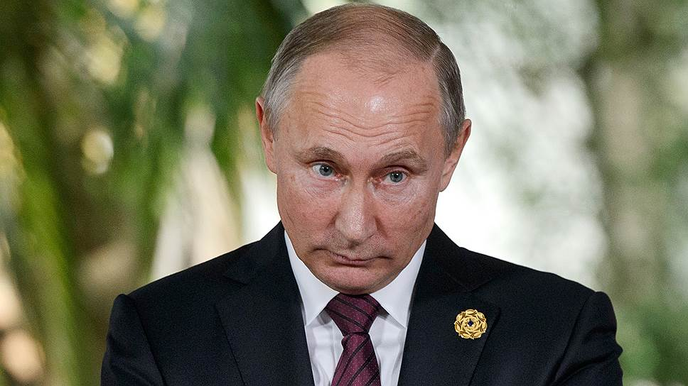 На пресс-конференции Владимиром Путиным владели чувства