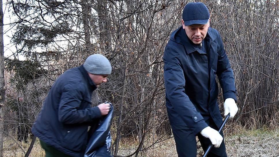 Врио новосибирского губернатора Андрей Травников не спешит обнародовать планы кадровой чистки команды предшественника
